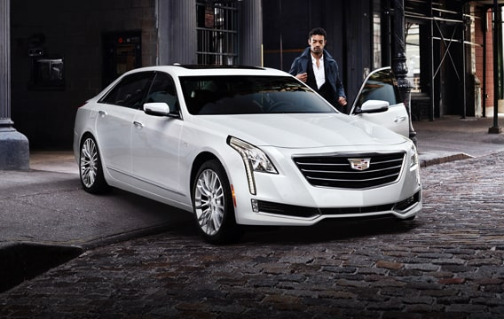 Cadillac CT6 Sedan: Vehicle Ownership