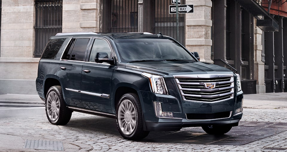 2019 escalade outdoor