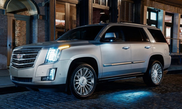 escalade lighting