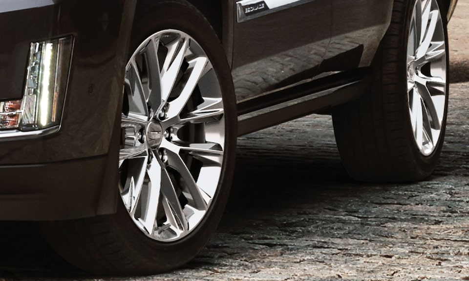 escalade exterior wheels