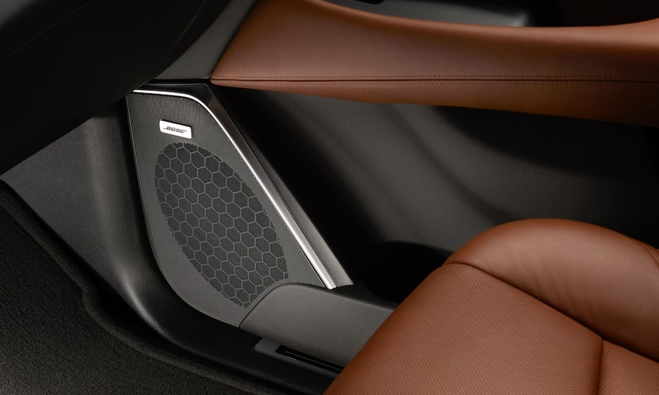 escalade bose speakers