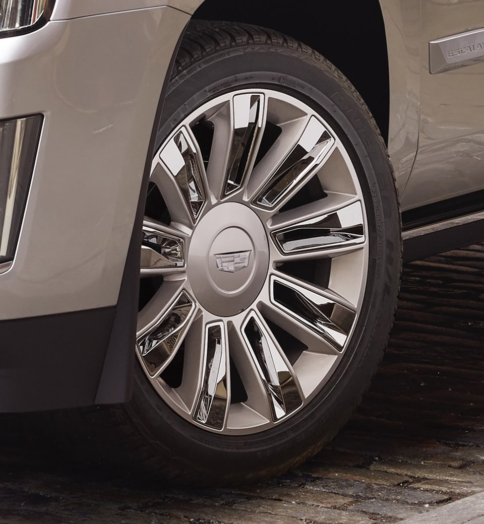 escalade wheels