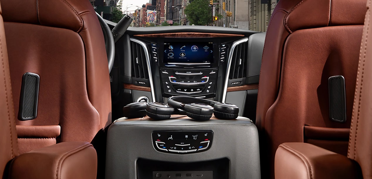 escalde interior seats