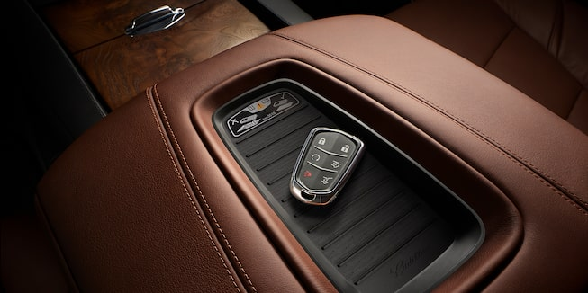escalade interior remote