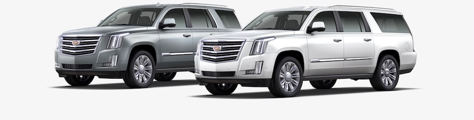 Escalade & Esv Compare all trims