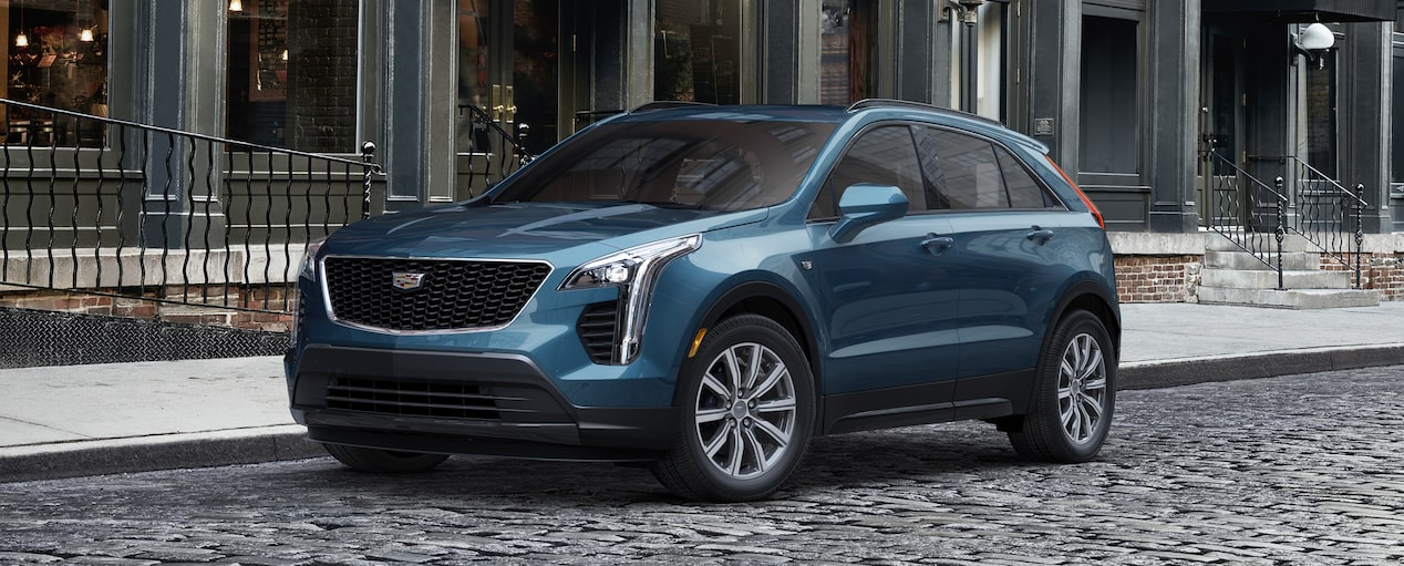 TWILIGHT BLUE METALLIC EXTERIOR XT4