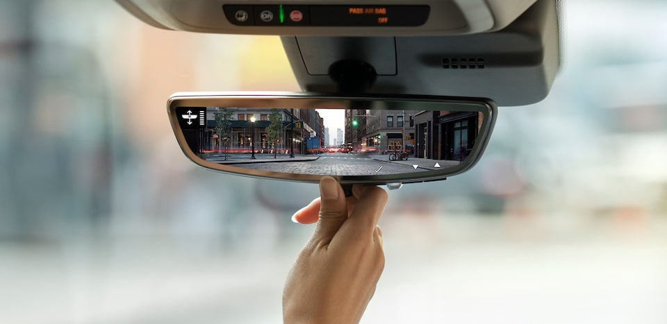 XT4 REAR VIEW MIRROR