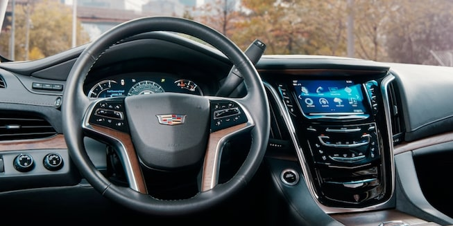 2020 Cadillac Escalade Full-Size SUV Steering Wheel