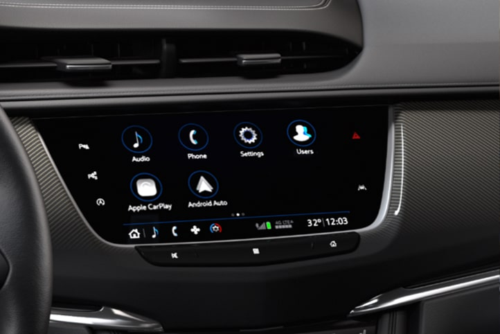 XT6 driver information system