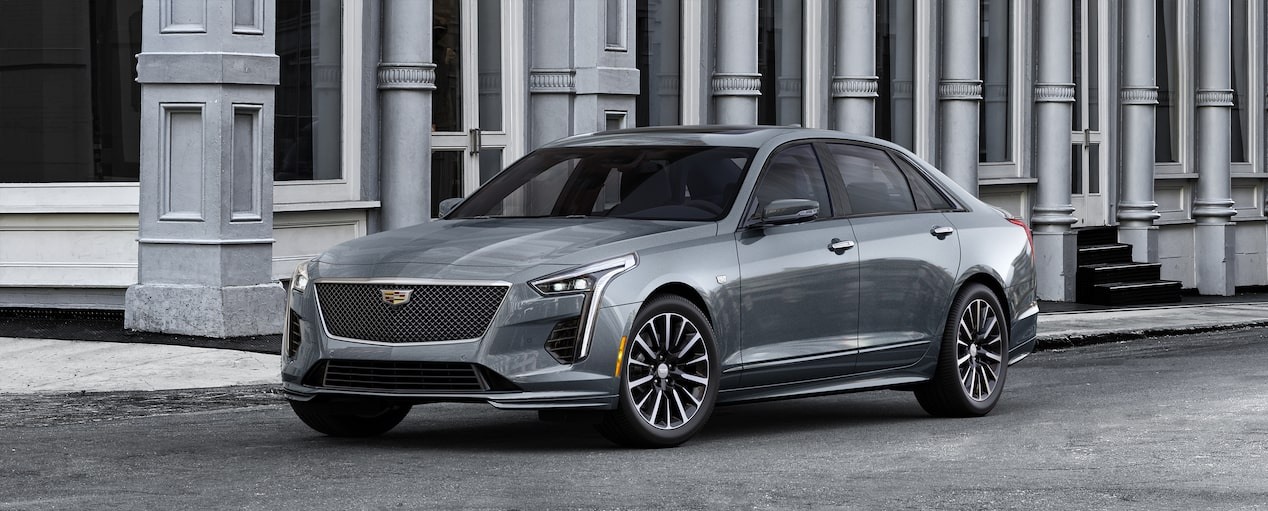 ct6 exterior satin steel metallic