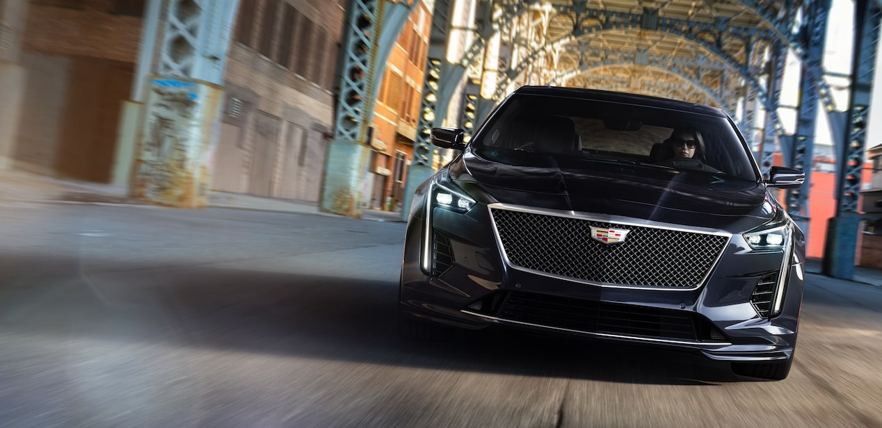 ct6 outdoor front view