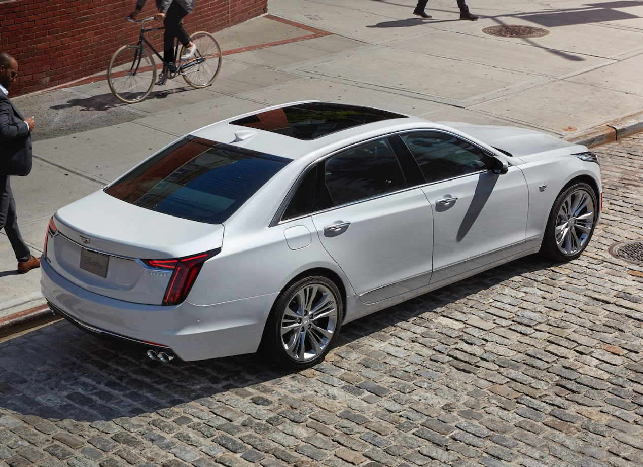 ct6 exterior top view