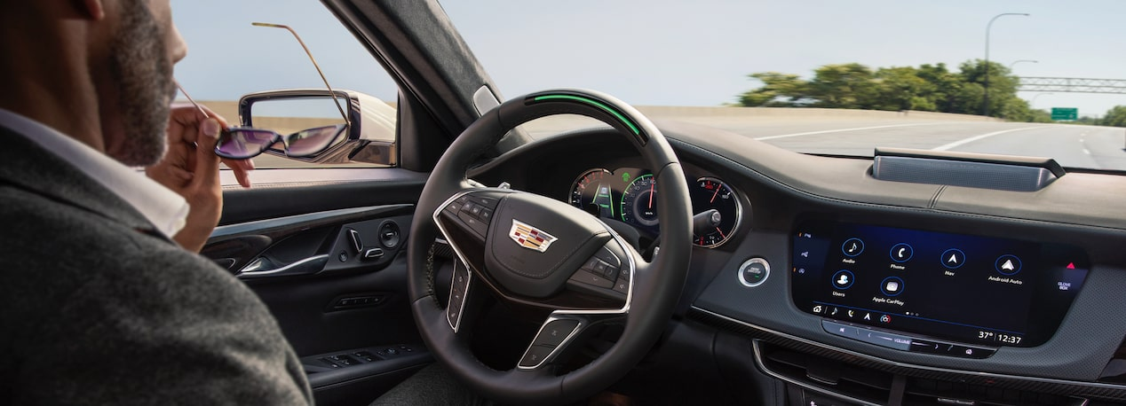 ct6 driver information system