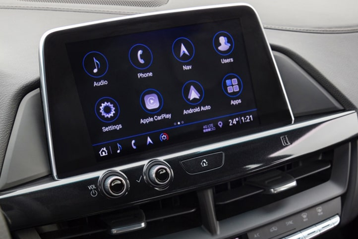 ct4 infotainment