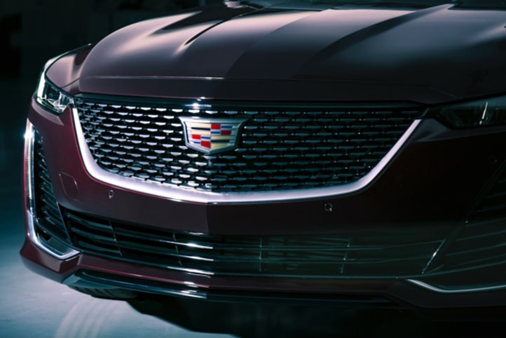 CT5 front Grille
