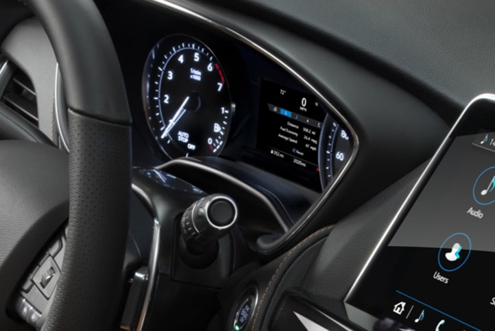 CT5 dashboard