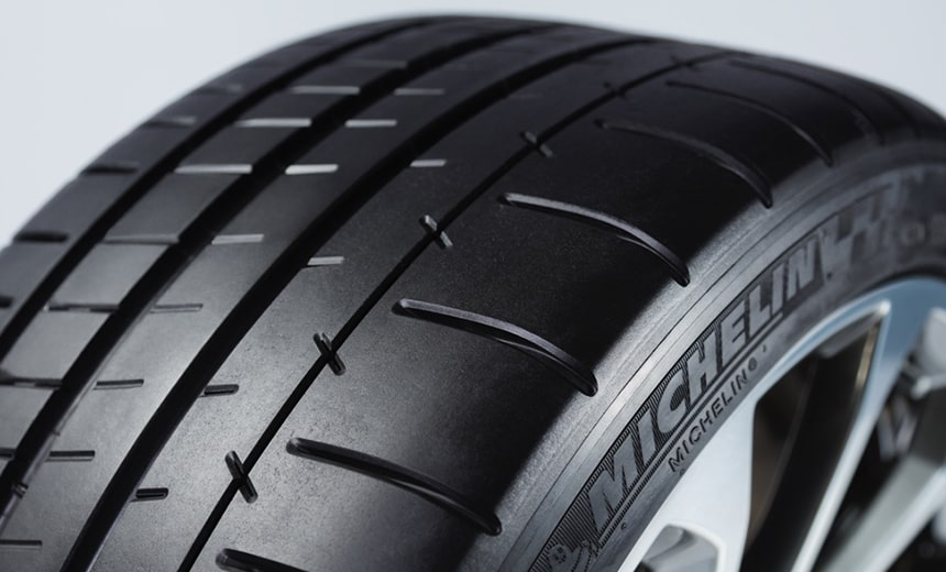 Michelin pilot super sport tires