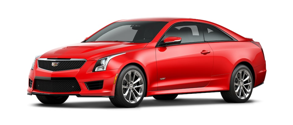 ats v coupe red