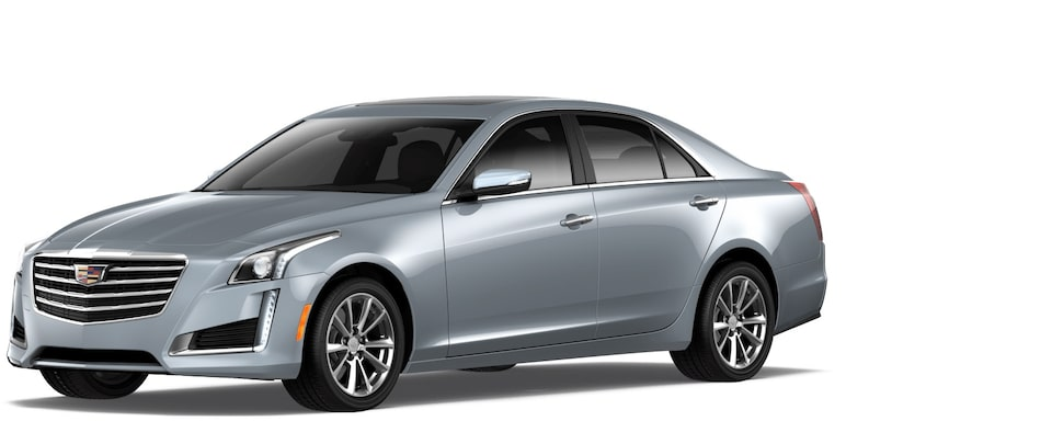 2019 cts radiant silver metallic sedan